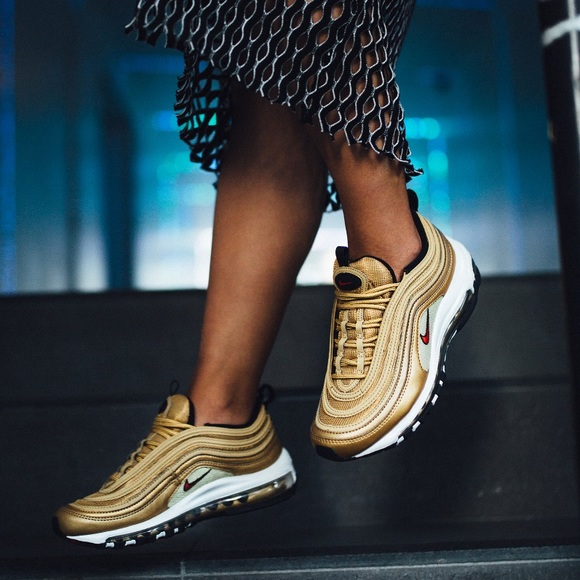 the best attitude 1ddb7 12373 Nike Shoes | Nib Womens Air Max 97 Og Limited Edition Gold | Poshmark